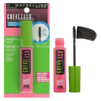 Maybelline Great Lash Waterproof Mascara Very Black