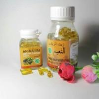 EVOO AN-NA'IIM 60 KAPSUL | Minyak Zaitun Murni Extra Virgin/Olive Oil