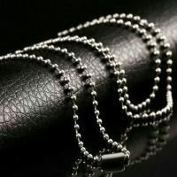 kalung pria / kalung monel tahan karat