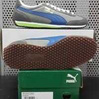 harga Sepatu Puma Casual Whirlwind Green/Grey/Blue Original 100% BNIB Tokopedia.com