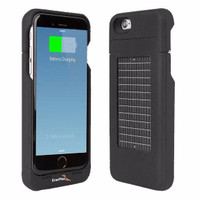 Jual Enerplex Surfr Hitam - Battery And Solar Case Iphone 6