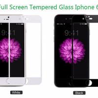 Jual Tempered Glass Iphone 6 LOCA Full Screen WHITE Murah