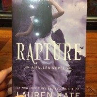 Rapture : A Fallen Novel - Lauren Kate