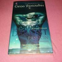 harga The Darkest Passion - Gena Showalter Tokopedia.com