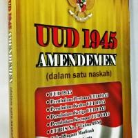 UUD 1945 AMENDEMEN (DALAM SATU NASKAH)
