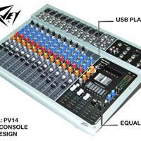 mixer Peavey Pv 14 usb