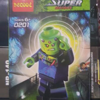 BUY IT NOW! mainan lego decool braniac van marvel TERJAMIN