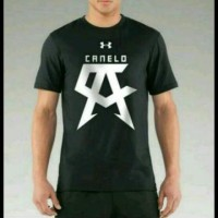 Kaos T Shirt Tshirt Under Armour Canelo