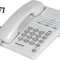 harga Resmi Sahitel S71 - Telepon Kantor Rumah Kabel Tokopedia.com