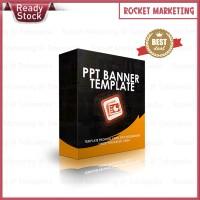 PPT BANNER | Template Promosi Keren Utk Bisnis Anda!
