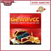 Dewa VCC | Rahasia Membuat Virtual Credit Card Tanpa Batas!