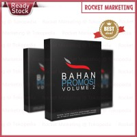Bahan Promosi Vol-2 | Graphics Keren Utk Iklan Produk Anda!