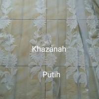 Harga Gorden Putih Transparan Travelbon.com