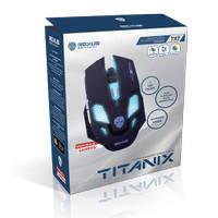 Rexus TX7 Titanix Macro Gaming Mouse gamers gamer game - RXM-TX7