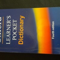 Oxford Learner's Pocket Dictionary - Fourth Edition