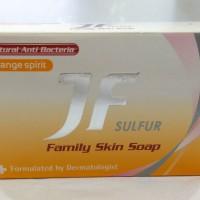 JF SULFUR FAMILY SKIN SOAP 90GR