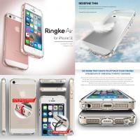Soft Case Ringke Air Apple iPhone 5 / iPhone 5S / iPhone SE Original