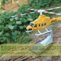 Miniatur Helikopter Bell 412