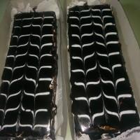Brownies coklat lumer