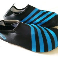 Sepatu Yoga / Pantai LOYORAN Sport Soft Shoes - Aqua Skin (Size L)