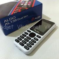 harga Handphone Murah Aldo AL138 / AL-138 Dual SIM GSM, Mp3 Player Tokopedia.com