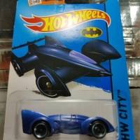 Hot Wheels - Batman Live! Batmobile