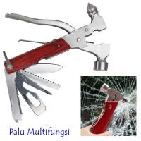CA035 Palu Multifungsi Car Safety Hammer Pemecah Kaca Multifunction Ha