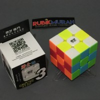 Jual Rubik 3x3 Qiyi Warrior W Stickerless Murah