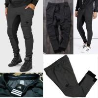 Jual Celana Training Jogger Adidas GO (DARK GREY) Murah