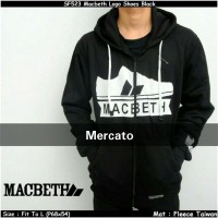 harga Sweater Macbeth Shoes Sweater Distro Switer Macbeth Hitam Tokopedia.com