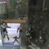 Gashapon Kamen Rider Black, RX, Bio, Robo, Shadowmoon Loose