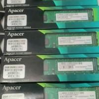 Memory PC apacer ddr3 2gb pc-12800 RAM Komputer