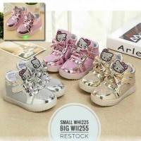 Jual Sepatu Led Hello Kitty Murah