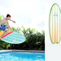 Surf's Up Mats Inflatable Surfboard Pool Float Rafts - INTEX 58152