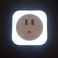 Lampu Tidur / LED USB NIGHT LIGHT 3+FG-25043