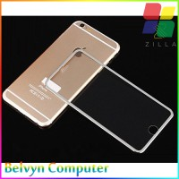 iPhone 7 Plus Titanium Alloy 3D Curved Full Cover Tempered Glass White