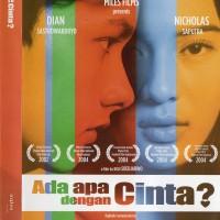 AADC? Vol 1 (Ada Apa Dengan Cinta? Vol 1) DVD Movie Indonesia