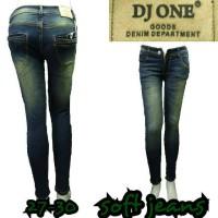 DJ ONE wanita soft jeans