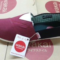 harga sepatu wakai japan pria wanita jepang murah wakaii semi ori original Tokopedia.com