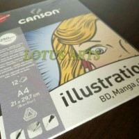 Canson Illustration A4