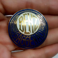 PIN MERCEDES BENZ UNIMOG GAGGENAU PEDAL CAR ACCESORIES