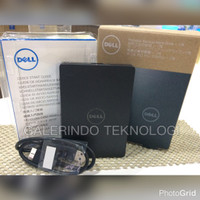 HDD EXTERNAL DELL 1TB | PORTABLE BACKUP HARD DRIVE 1TB | HARDDISK