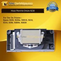 Head Printer Epson R230 RX510 R210 R310 R350 RX650 Original
