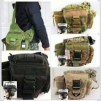 TAS SELEMPANG SLEMPANG ARMY MILITER TENTARA GUNUNG OUTDOOR 249