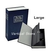 Jual Kotak Brankas Buku / Book Safe Deposit Box Large Murah