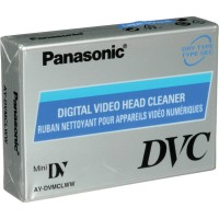Panasonic Kaset Pembersih MiniDV - Mini DV Cassette Cleaner Original
