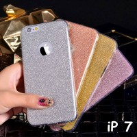 FOR IPHONE 7 - SOFT JELLY CASE GLITTER BLING CANDY CASING SILIKON