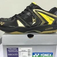 Jual Perlengkapan Olahraga Beli SEPATU BADMINTON YONEX LIN DAN BLACK S