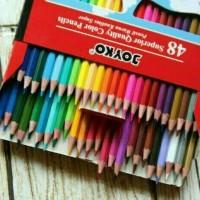 pensil warna Joyko 48 warna