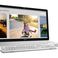 PC ALL IN One DELL AIO 3264 # Core i3-7100 , Windows 10 Original